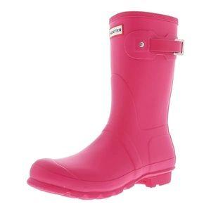HUNTER rainboots in pink